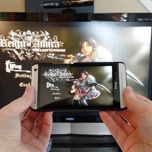 Android Telefondan Televizyona Görüntü Aktarmak