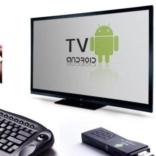 Android TV Geliyor
