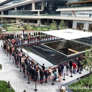 Apple Store Türkiye Mağazası Resmen Açıldı!