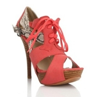 Arow yazlık topuklu ayakkabı modelleri