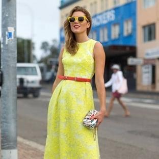 Avustralya Moda Haftası'ndan 14 Sokak Stili