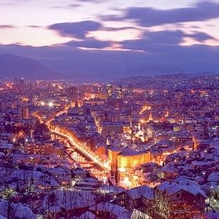 Bağımsızlığının 12. Yılında Bosna Başkenti