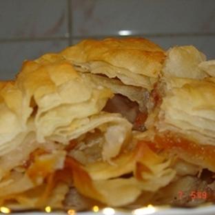 Balkabaklı Börek