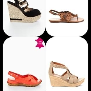 Bambi sandalet modelleri 2014