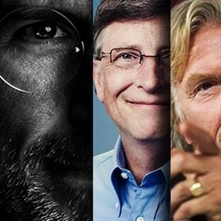 Başarısızlıktan Öğrenin : 5 Milyarderden Hikayeler