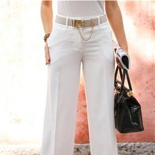 Bayan Bol Pantolon Modelleri