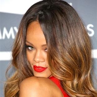 Bayanlara Rihanna Saç Modelleri