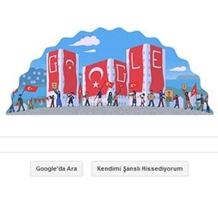 Bayramlarımız,Google ve Doodle