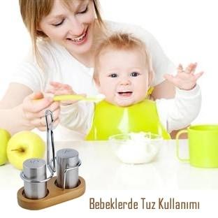 Bebeklerde Tuz Kullanımı