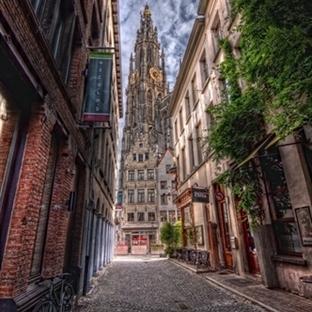 Belçika'nın Saklı Güzelliği Antwerp