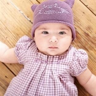 Benetton Kız Bebek İçin Elbise Modelleri