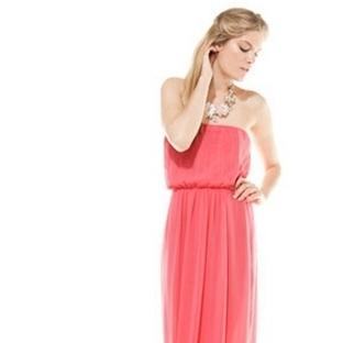 Bershka Elbise Modelleri 2014