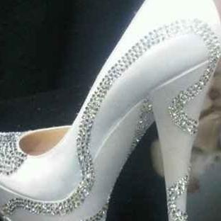 Beyaz Gelin Ayakkabıları