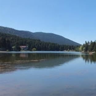 Bolu'da bir cennet : GÖLCÜK Gölü