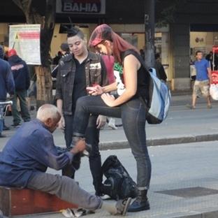 Brezilya-Sao Paulo'da Yaşam ve İnsanlar