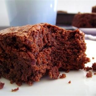 Brownie - Yumurtasiz Sütsüz Islak Kek