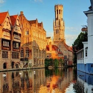 Brugge: Ortaçağın Masal Şehri