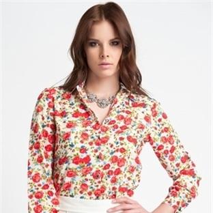 Bu Yaz Her Bayana Değişik Gömlek Modelleri