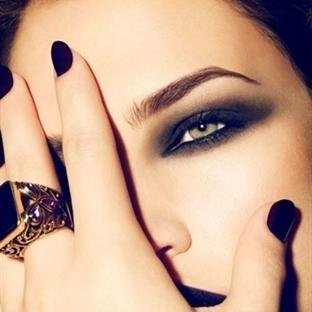 Buğulu Göz Makyajı Resimli Anlatım