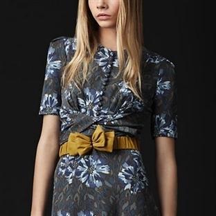 Burberry elbise modelleri
