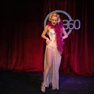 Burlesque Fest 360istanbul'da