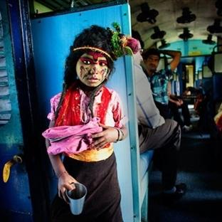 Çamurlu Gülümseme - Sony Dünya Fotoğraf Yarışması