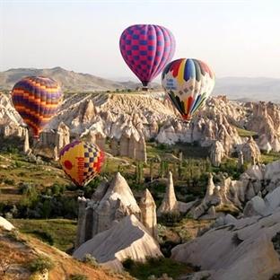 Cappadocia(Kapadokya)