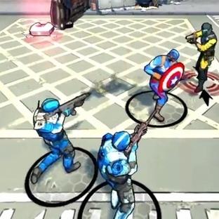 Captain America Android Oyunu İndir