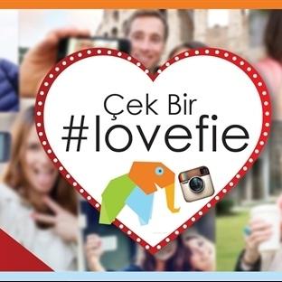 Çek bir #lovefie