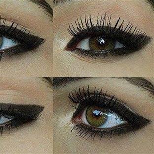 Çekici Göz Makyajı