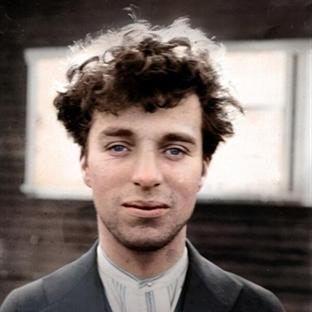 Charlie Chaplin 125'ine Bastı