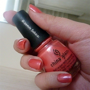China Glaze Oje - High Hopes