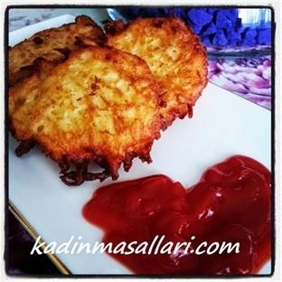 Çıtır Patates Mücveri Tarifi (Kolay)