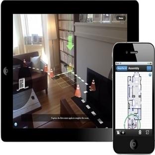 Daire Planınızı Kendiniz Yapın '' MagicPlan App ''