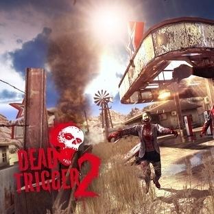 Dead Trigger 2 Android zombi oyunu
