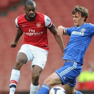 Diaby Döndü, U21 Düştü: Arsenal 1-2 Chelsea