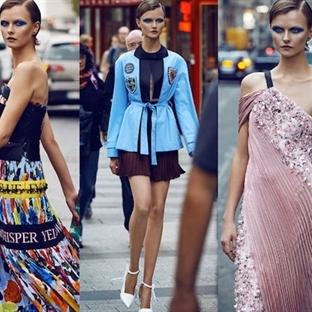 Dior'un zerafeti bir kez daha büyüledi