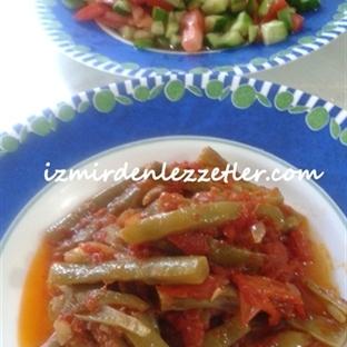 Domatesli Taze Fasulye