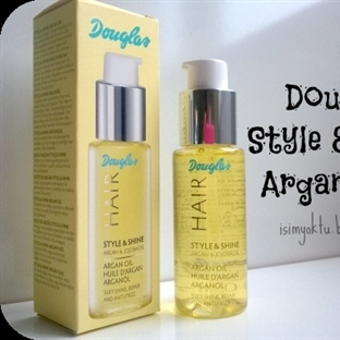 Douglas - Style&Shine Saç Bakım Yağı