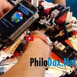 Dünya'nın En Hızlı Rubik Küp Çözümü – Cubestormer