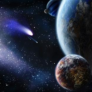 Dünya'ya Düşen Göktaşı Sayısı Açıklandı [Video]