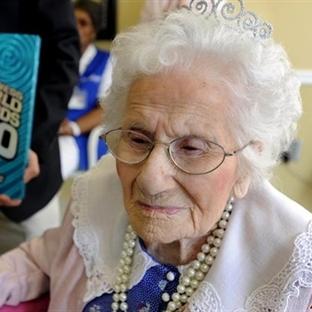 Dünyanın En Yaşlı Kadınının Sırrı Açıklandı