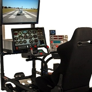 Eğitsel Uçak Simulatörü