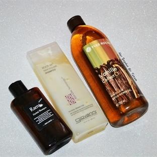 En Sevdiğim 5 Banyo Ürünüm