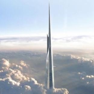 En Yüksek Binanın İnşaatı Başladı