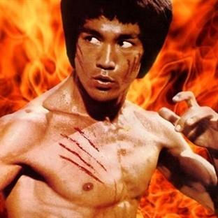 Ergenlikte Bruce Lee Ruhu