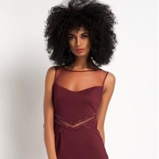 Esmer Bayanlar İçin Yeni Moda Abiye Kıyafetleri
