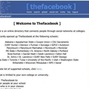 Facebook'un Geçmişten Günümüze Değişimi