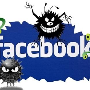 Facebook Virüslerine Dikkat Edin