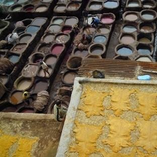 Fas'ın büyüleyici şehri Fez